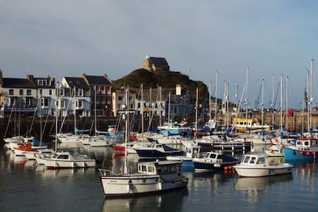 Exmouth - The Admiral's House - Ilfracombe - Huoneisto