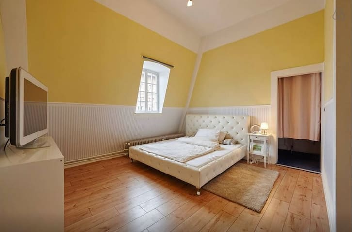 Nice room near Schwetzingen Castle