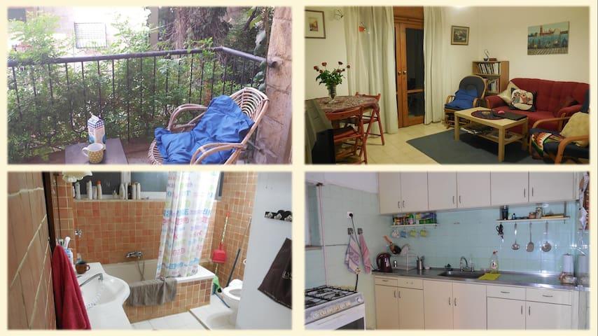 Beautiful apartment- Jerusalem  Cnt - Иерусалим - Квартира