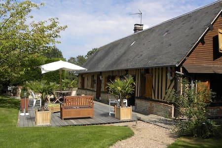 Maison Normande avec piscine - Saint-Pierre-de-Cormeilles - House