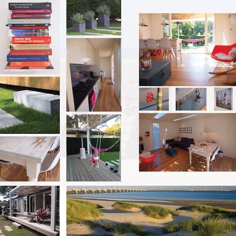 Luxe, kindvriendelijk vakantiehuis - Burgh-Haamstede - House