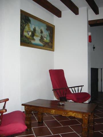 Casa Rural Del Río en Alozaina - Alozaina - Casa