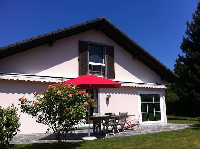 Maison de charme près de Lausanne - Epalinges - Ev