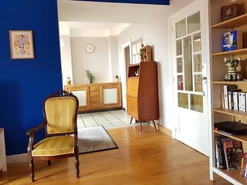 شقة بغرفة نوم واحدة Ctre إطلالة مضيئة على المدينة Puy de Dôme