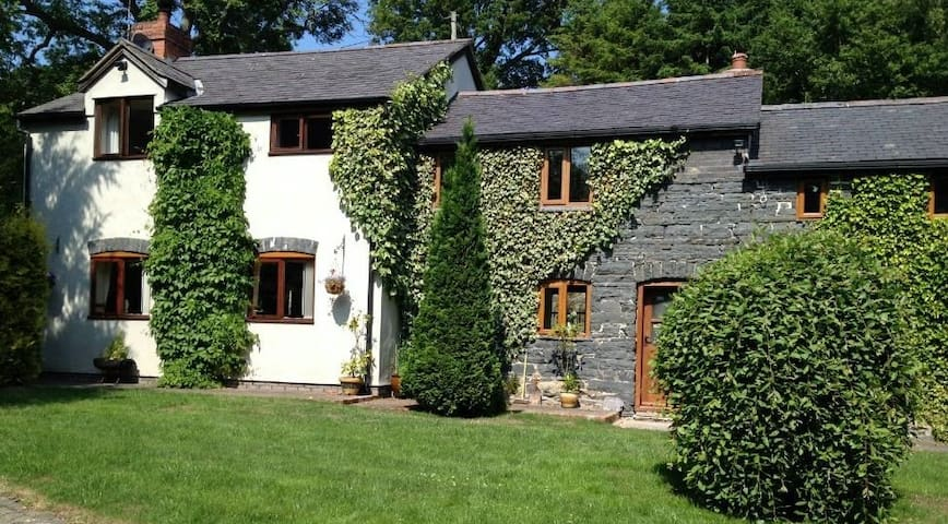 Idyllic rural location Snowdonia DT - Denbigh