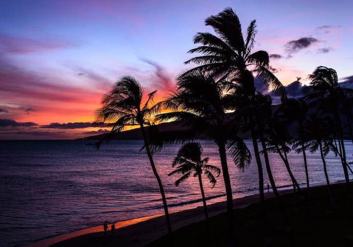 Ocean breeze, ocean views & sunsets