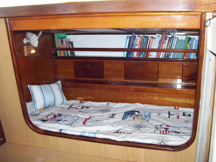 Watchman's Bunk