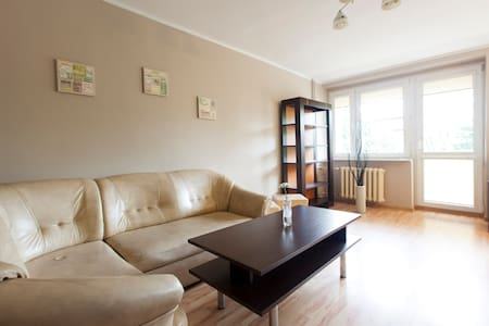 Large Apartment in Wroclaw 57m2 - Breslávia