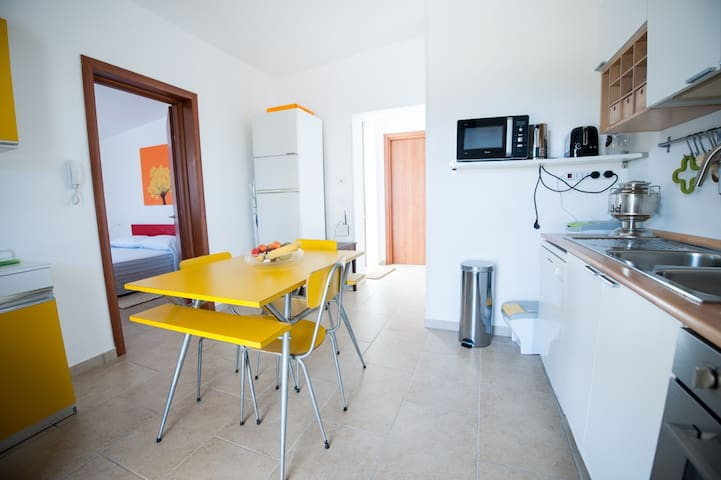 Stay close to 'nature at it's best' - San Vito dei Normanni - Flat