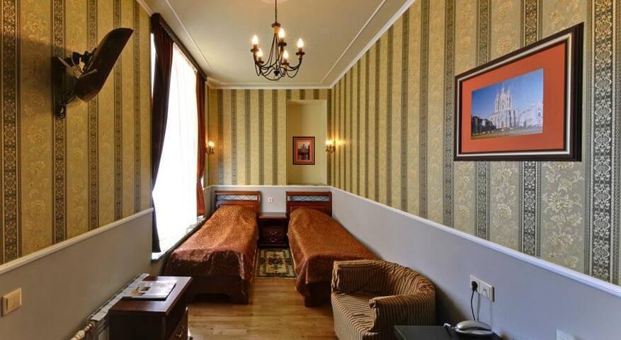 Уютный номер в центре города - Санкт-Петербург - Casa