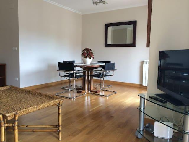 Bonito piso a 1400 mts de la playa - Donostia - Wohnung
