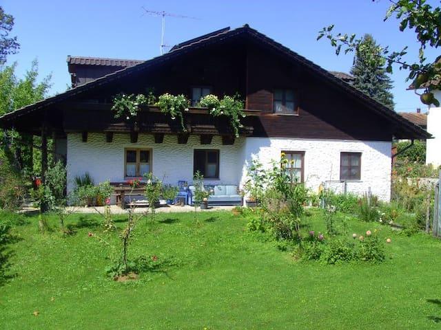 Erholung im Herzen des Bayerwalds - Miltach - Lägenhet