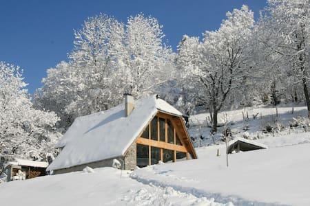 Bergerie d'archi-(tecte) montagnard - Gazost