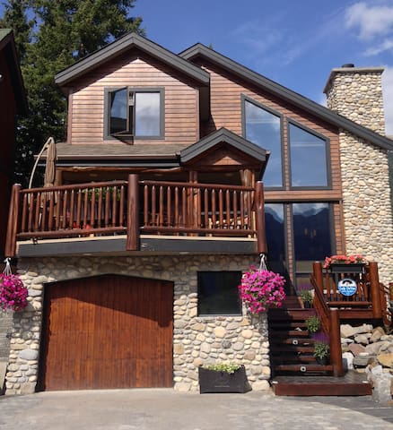 king suite with incredible views - Canmore - Bed & Breakfast