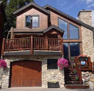 king suite with incredible views - Canmore