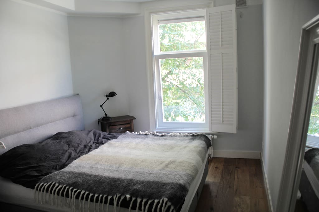 Master bedroom, with M-line mattress (you'll love it)