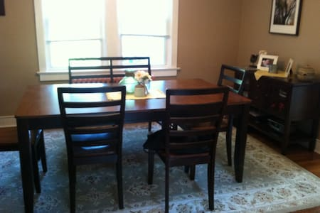 3br home on quiet street in Ambler. - Ambler - บ้าน