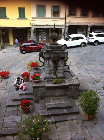 Monolocale completamente arredato - Pratovecchio Stia - Apartamento