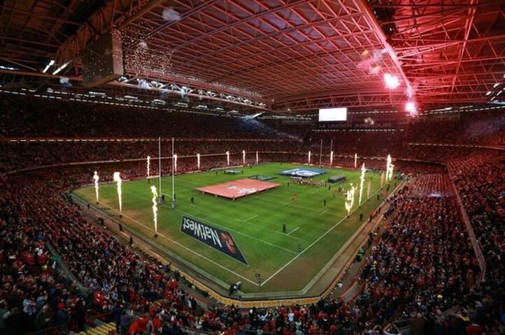UEFA Champions League Final- Double Room - Cardiff - House