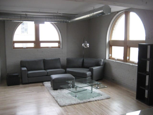 2 Bedroom Executive Loft - Winnipeg - Appartement