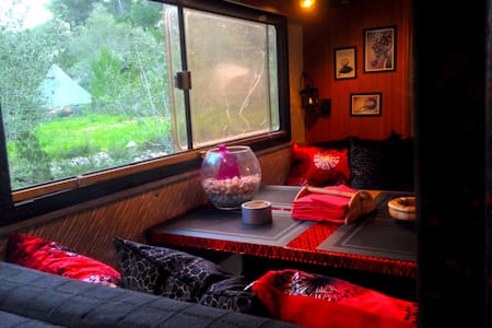 Glamping in the nature and just 8 min to the Beach - Sant Josep de sa Talaia - Camper/RV