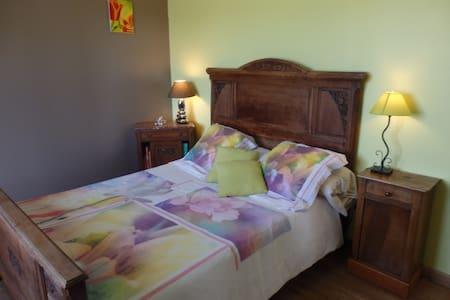 1 chambres confortables de 12m2 - Doumy - 別墅