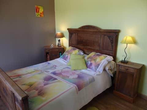2 chambres confortables de 12m2