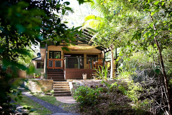 Pearl Beach family sanctuary..... - Pearl Beach - Rumah