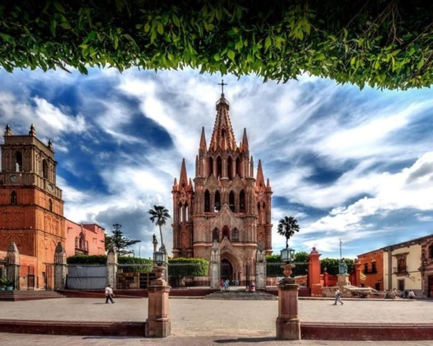 Casita centro downtown by jardin apartments for rent in for Jardin san miguel de allende