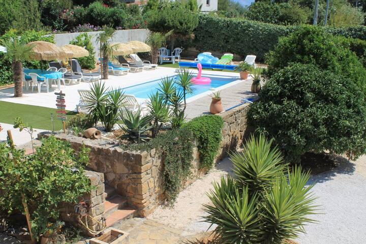 Bas De Villa Provençal, 53M2,  Piscine Privative