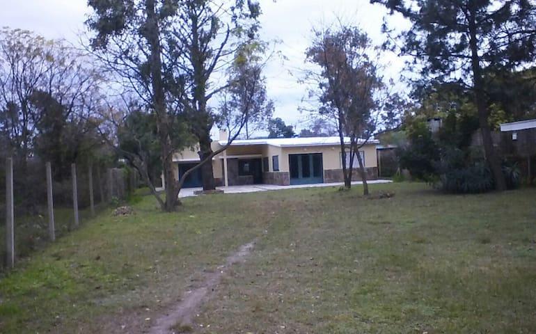 Cozy house close to beach - Pinamar - Pinepark - Haus