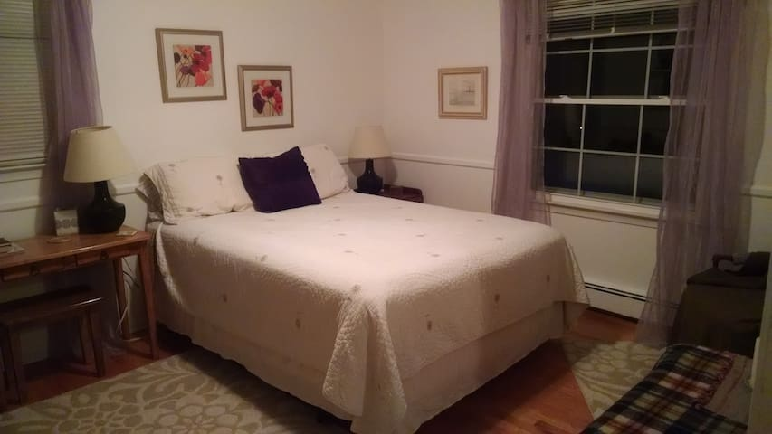 Private Room & Bath near Downtown - Rochester - Hus