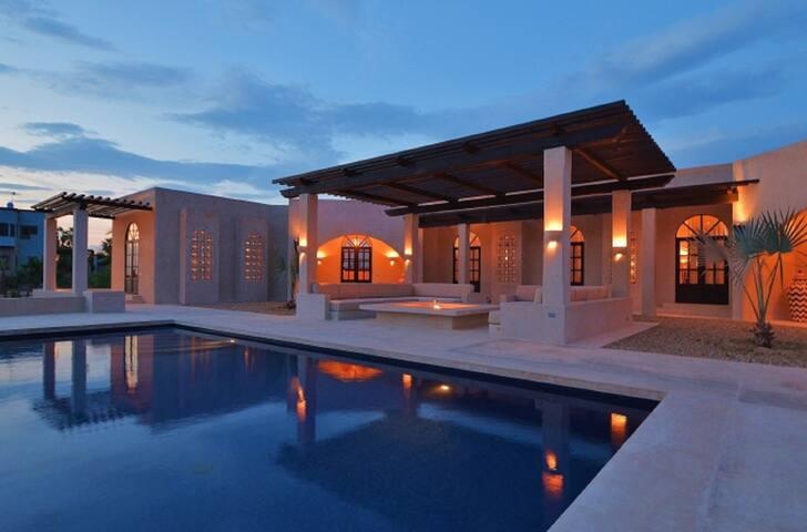 Casa Sibilla - Todos Santos - Haus