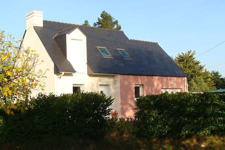Location saisonnière Maison neuve - Saint-Molf - 独立屋