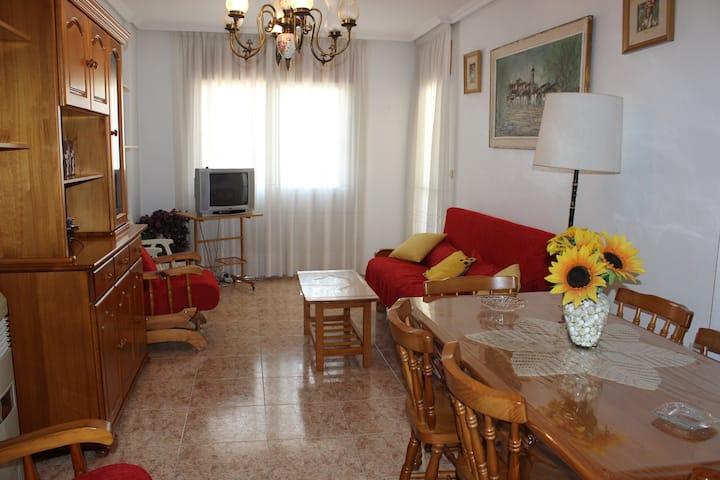 Apartamento en el Mar Menor y Mediterráneo