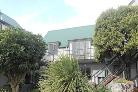 Akaroa, two bedrooms comfortable, ideal location - Akaroa - Apartment