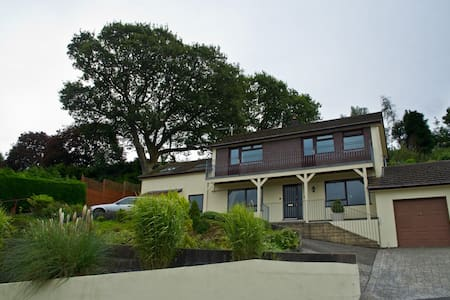 Coastal View House Saundersfoot - House