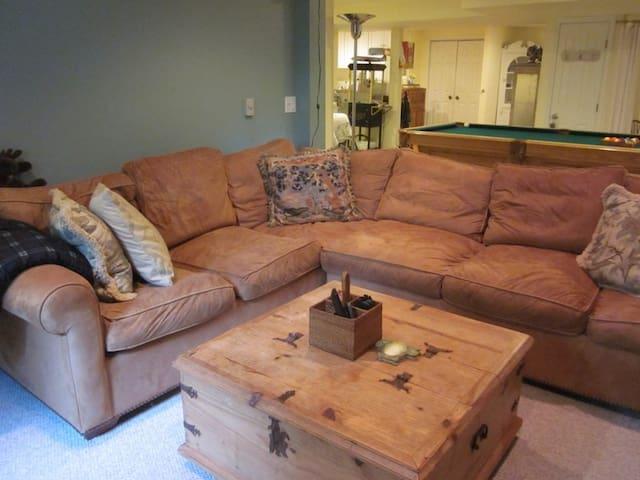 Shelburne Green Mtn. Getaway Suite
