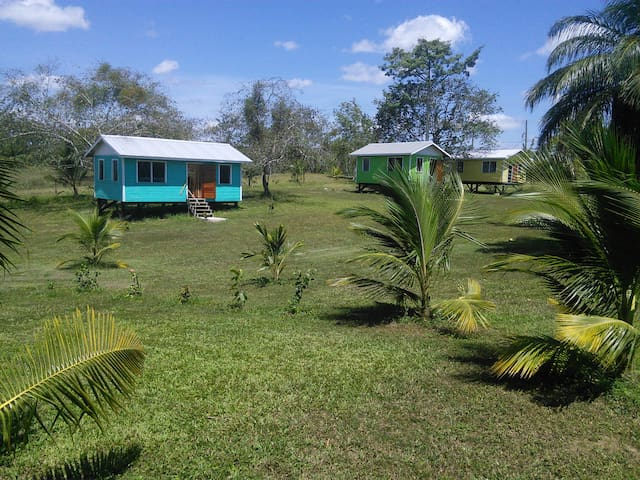 Vacation Lodges In Lovely San Ignacio Cayo Belize - Bullet Tree Falls