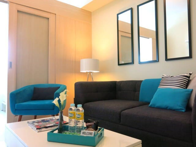 Gorgeous 1BR in Makati awaits you! - Makati City - Byt