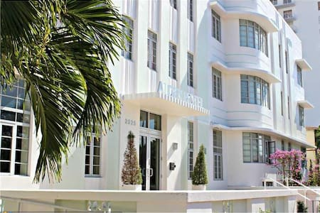 Boutique ArtDeco Studio Miami Beach - Miami Beach - Apartament