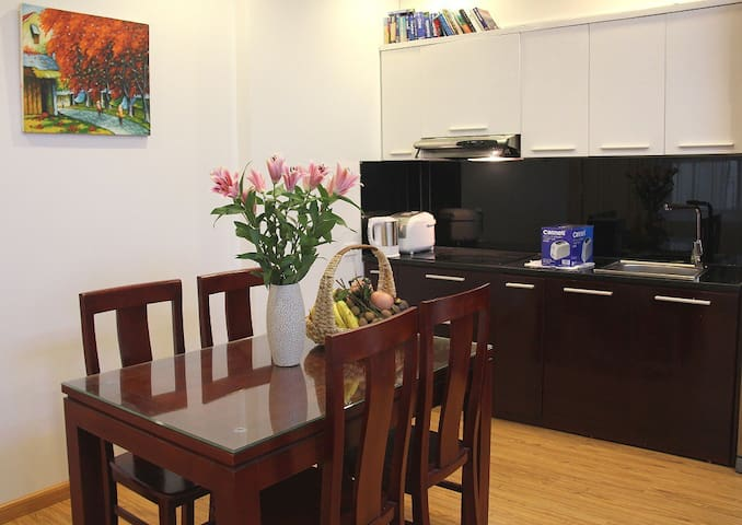 Modern Apartment Central Hanoi 2 - Hanoi - Huoneisto