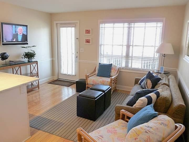 Cape May Oceanfront Beach Retreat