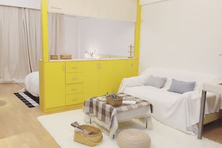 Oneday•一位設計師的家·room(2)「檸檬」