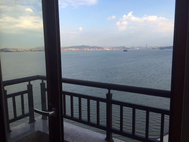 杏林湾一号海景房 - Xiamen - Apartemen