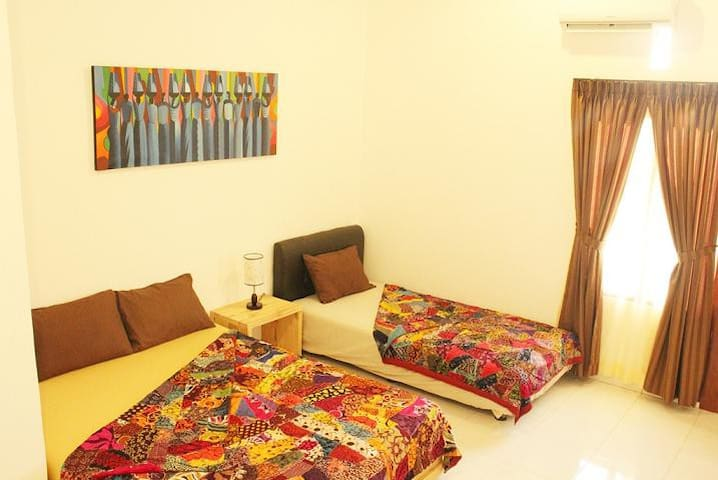 The Wayang Homestay Family Room