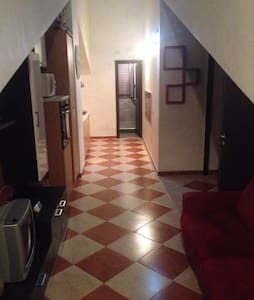 Mansarda arredata cArina - Acquedolci - Lägenhet