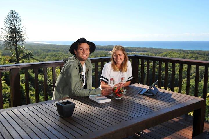 Sapphire Views Luxury Home - Sapphire Beach - Hus