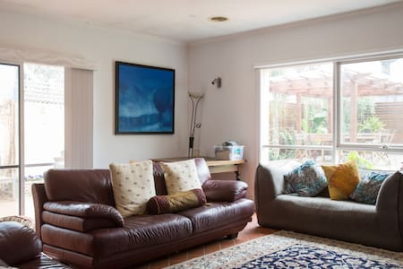 Gorgeous 3-4 bedroom family home with pool and...! - Sandringham - 一軒家