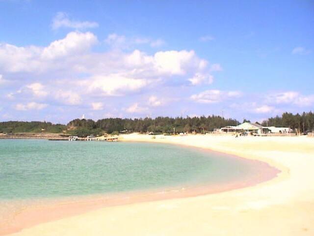 最大11人!沖縄読谷村の海が見えるジャグジー付きのアパートまるまる貸切